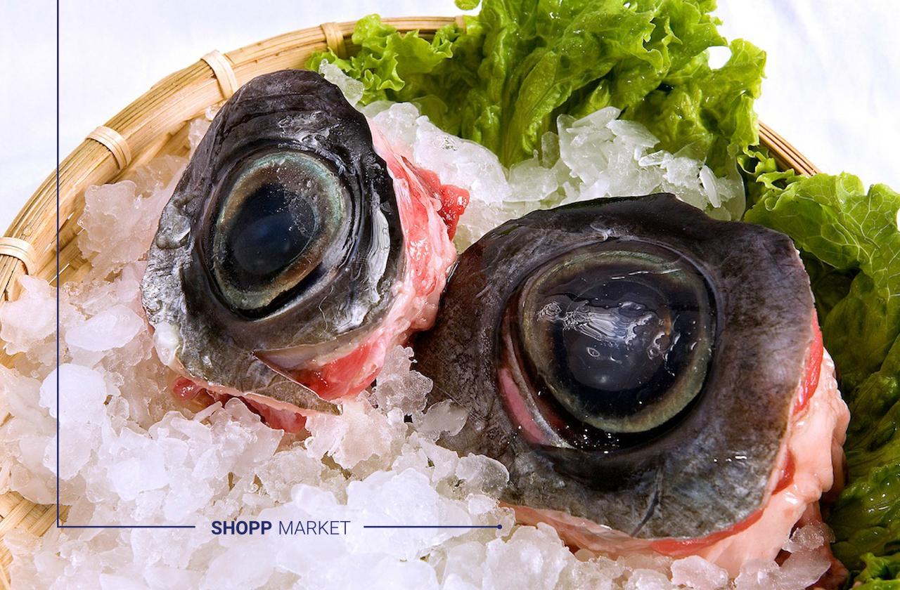 چشم تن ماهی
