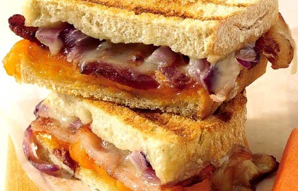 ساندویچ بیکن